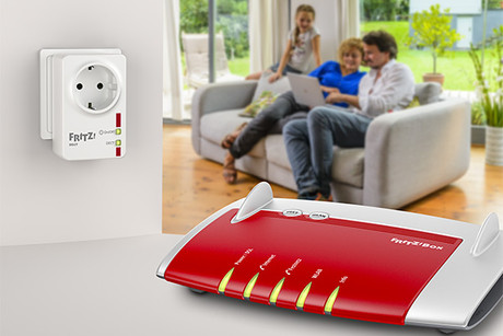 smarthome mit der fritz box digitalo. Black Bedroom Furniture Sets. Home Design Ideas