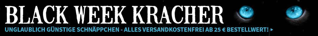 BlackWeek: Kracher knallhart reduziert & versandkostenfreie Lieferung!