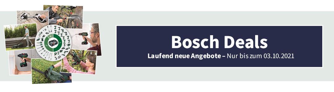 Bosch aktionswoche
