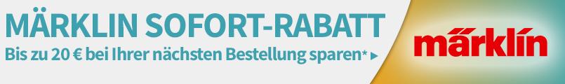 Märklin Sofort-Rabatt!